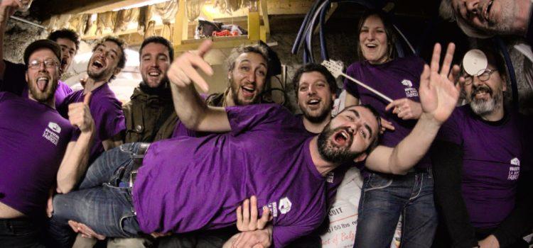 La brasserie à la Maker Faire (18 et 19 mars) et au Grenoble Bière Festival (7 et 8 avril)