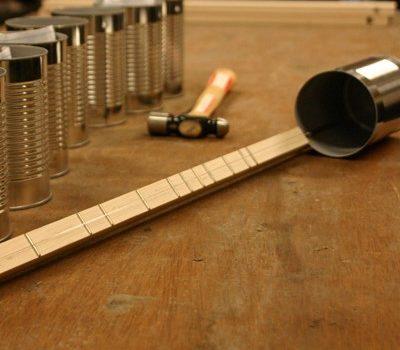 Fabrication guitare-boîte 29/04