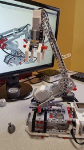 02/12 Lego Mindstorm