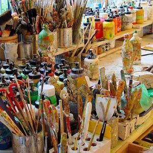 NOUVEAU : ateliers arts plastiques
