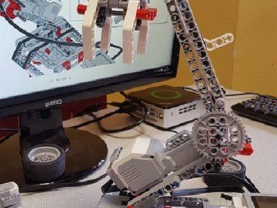 sam 14/03 : Lego Mindstorm 10 ans et +
