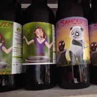 la bière de la BF sur le marché de St Martin le Vinoux