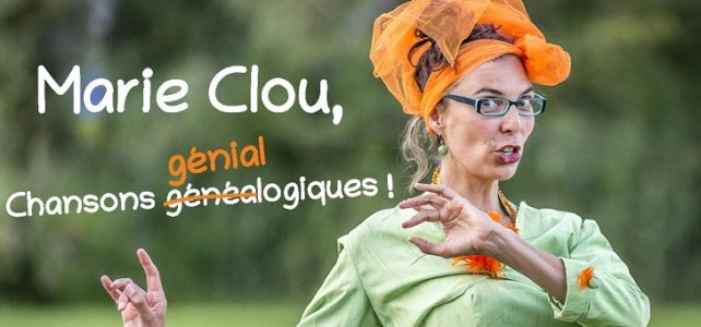 ven 16/07 : spectacle Marie Clou