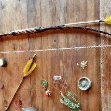 sam 16/10 : fabrique ton arc et tes flèches